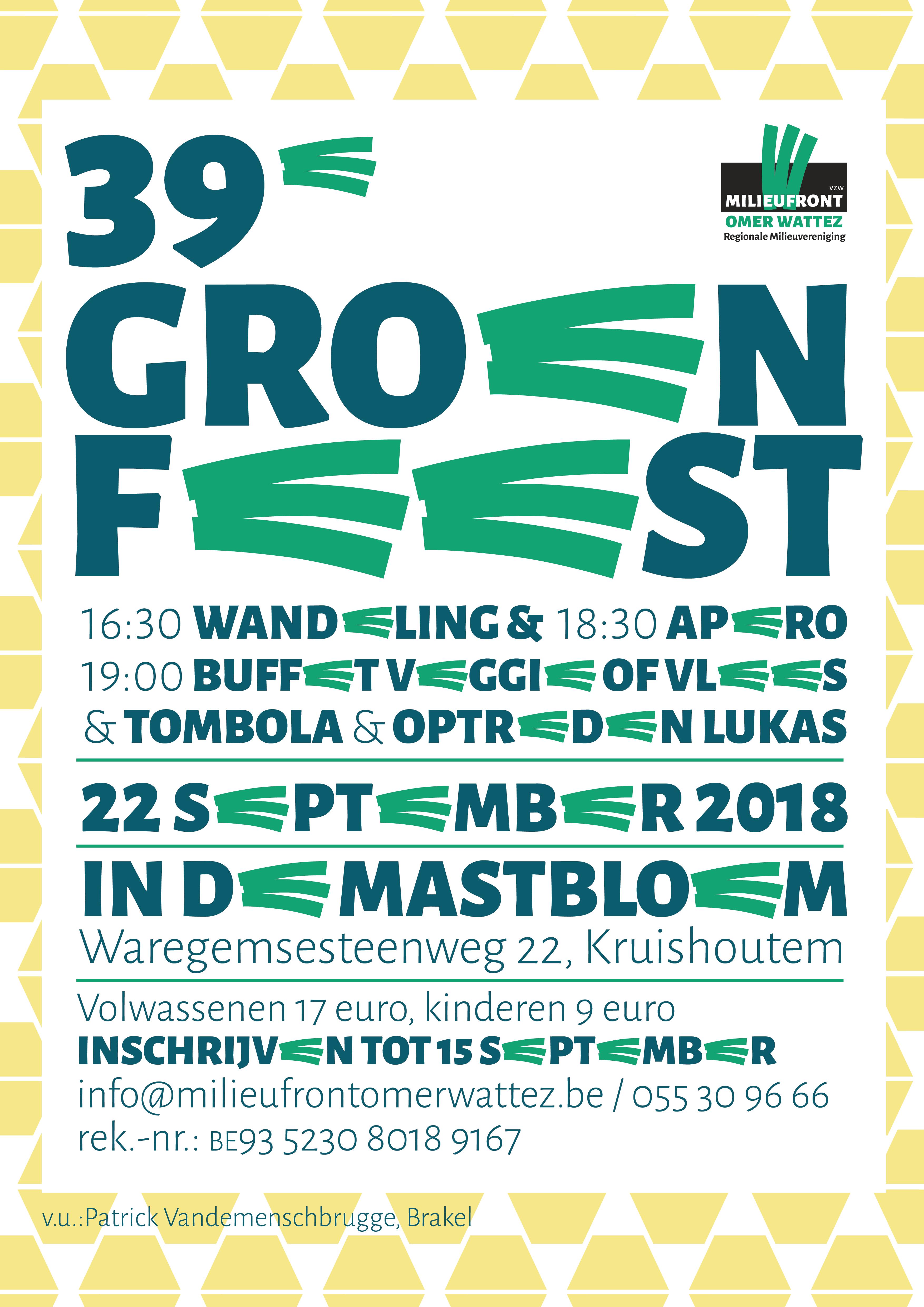 Groenfeest 2018