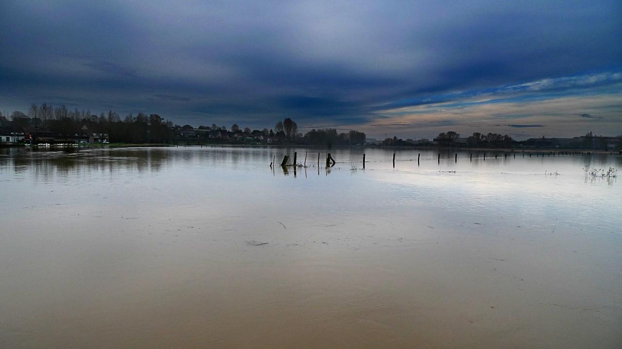 Schadevergoeding voor verlies aan overstromingsruimte