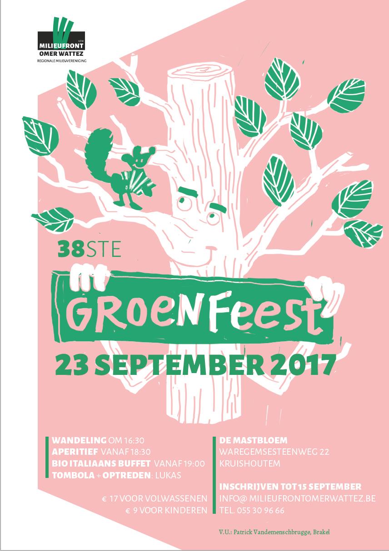 Groenfeest 2017