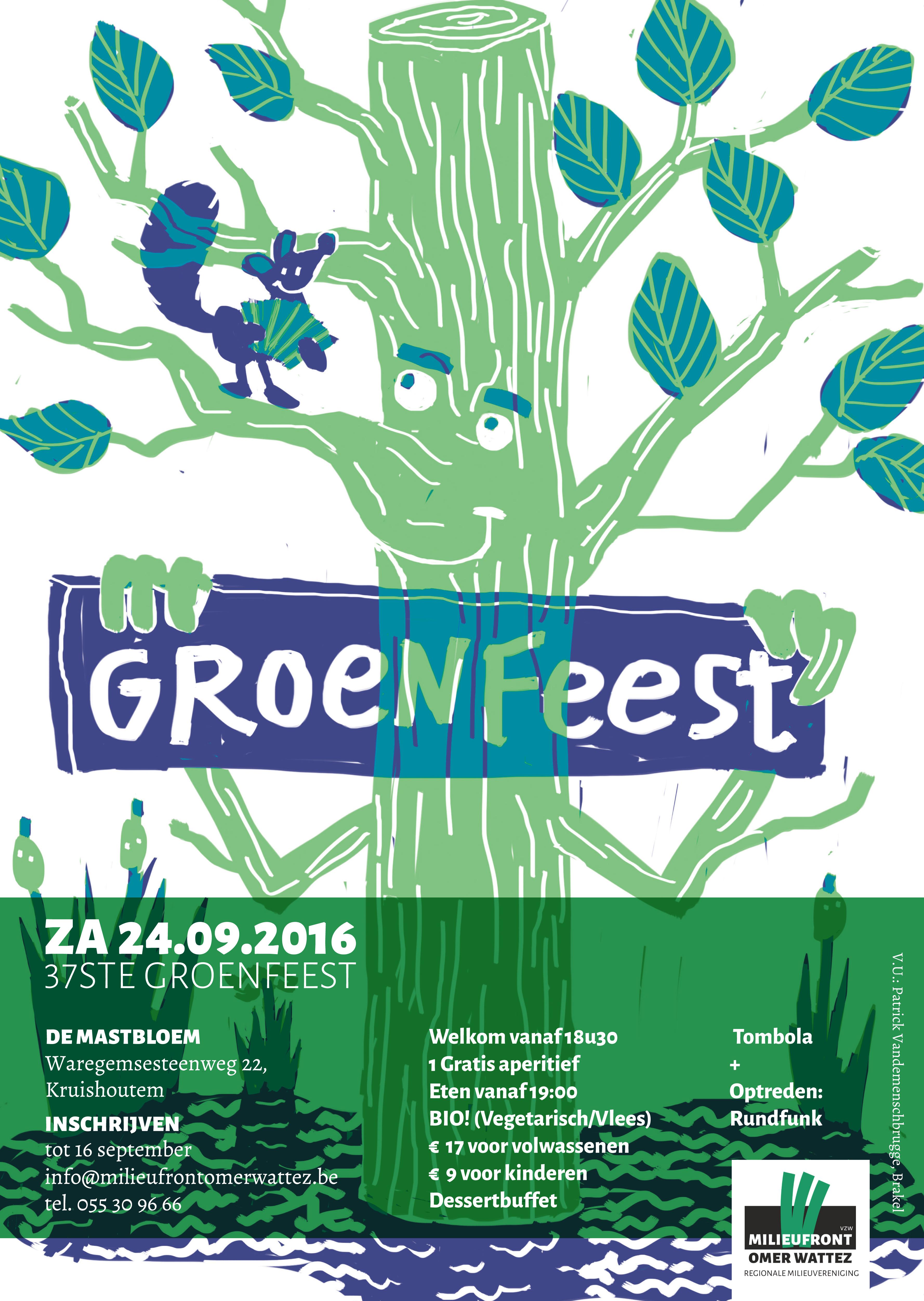 Groenfeest 2016