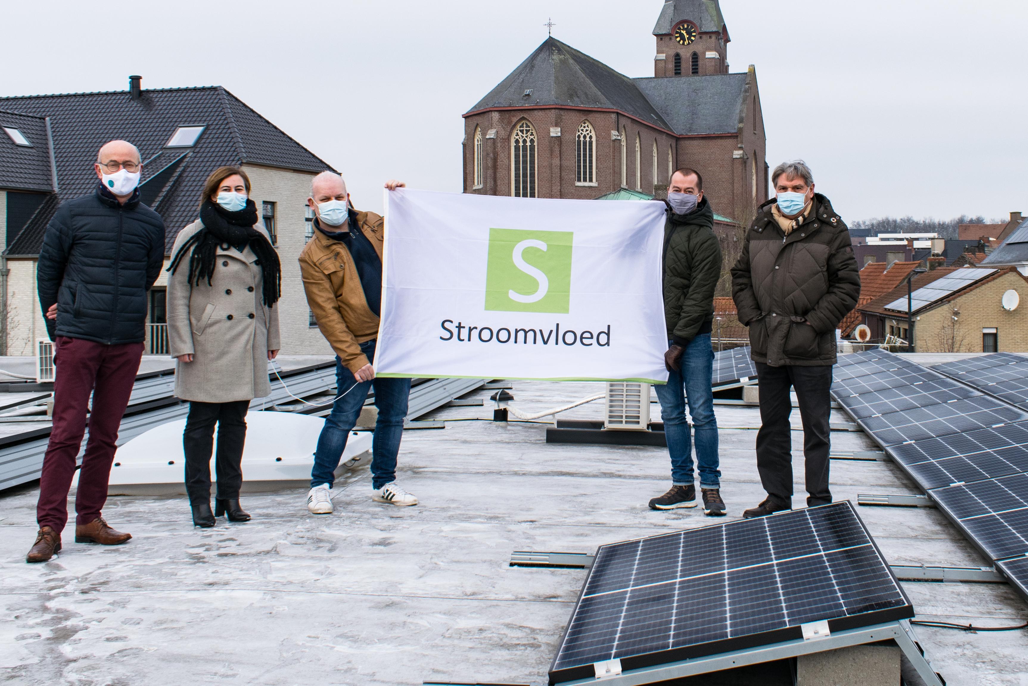 Stroomvloed: coöperatieve voor duurzame energie