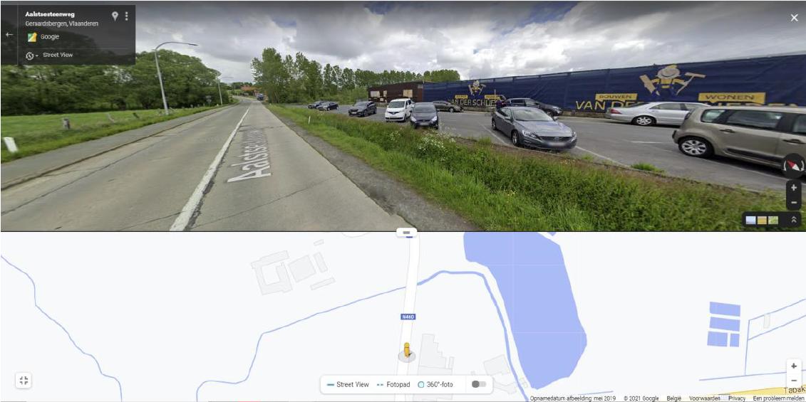 Raad van State vernietigt RUP zonevreemde bedrijven Geraardsbergen